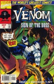 Venom Sign Of the Boss